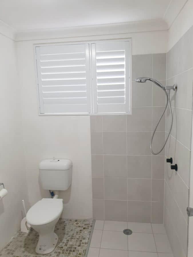 Aquashield Bathrooms - recent works after